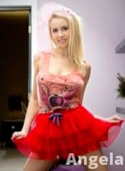 Female Angela Escort in Great Munden